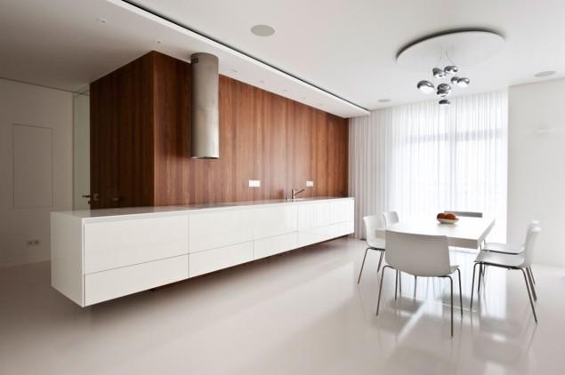 Универсальная и эргономичная кухонная мебель
