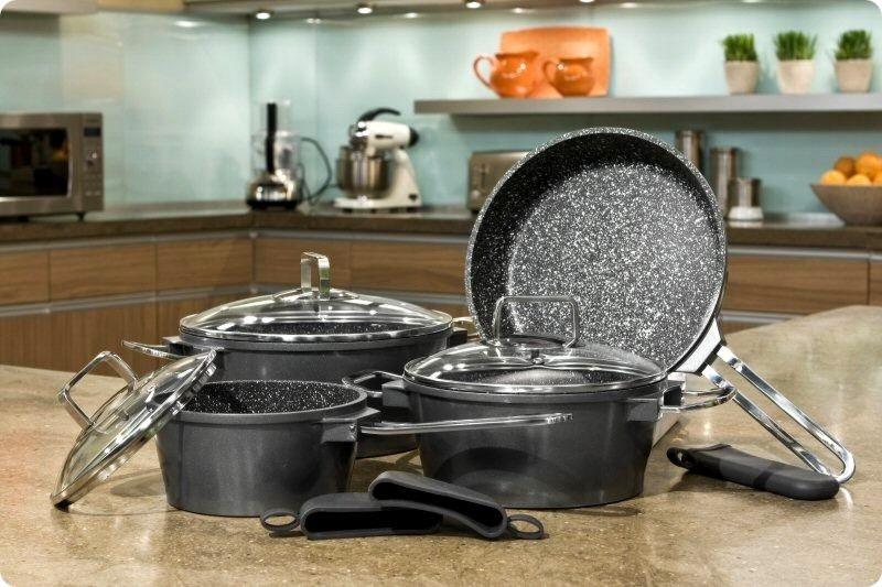 Самая лучшая посуда для кухни