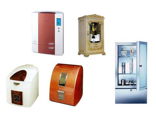 Холодильники для косметики biszet купить