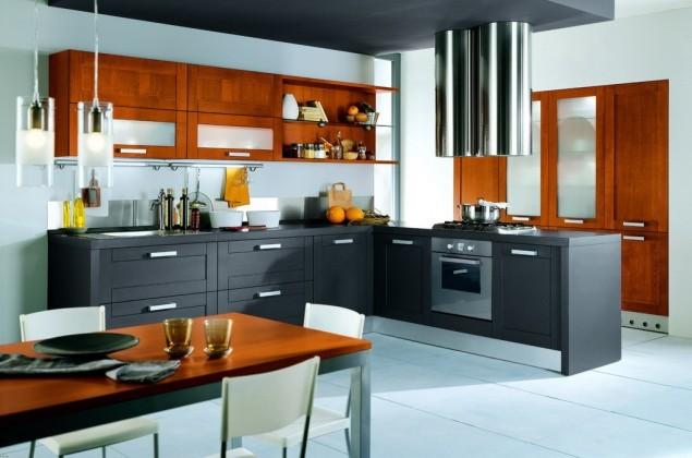 Модные тенденции дизайна кухни