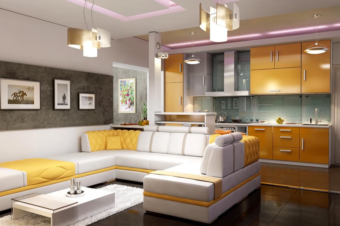 Вид для интерьера вашей квартиры